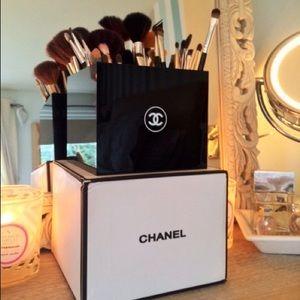 Chanel Vanity Makeup Brush Organizer